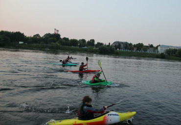 Tver Kayaking Team